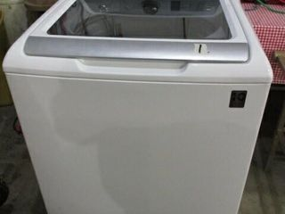 GE Auto Washer Model GTW685BSl1WS