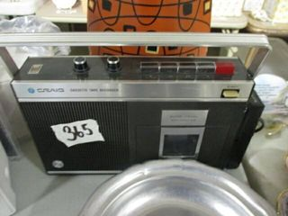 Tape Player