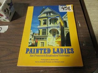 San Franciso Pictorial House Book