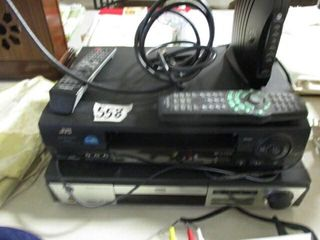 VHS   DVD Player
