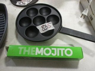 The Mojito   Cast Iron Pan