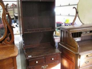 China Display Hutch w   Drawers