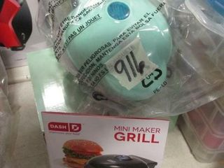 Dash Mini Maker Grill