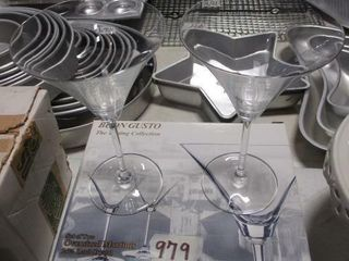 Buon Gusto Wine Glasses