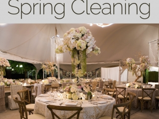 Production Company Spring Cleaning