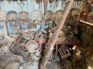 The Litke Collection of Antique Tractors, Memorabilia and Equipment