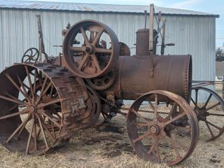 The Litke Collection of Antique Tractors, Memorabilia and Equipment
