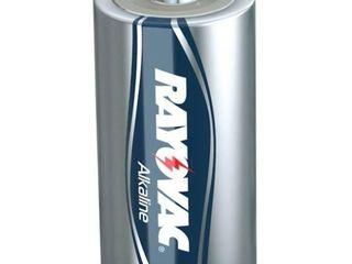 lot of  8  Rayovac  D  Batteries