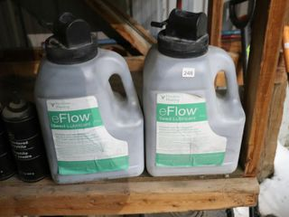 2 JUGS OF PRECISION PlANTING 2 FlOW SEED lUBRICANT