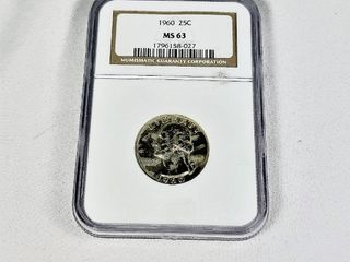 Silver & Gold Jewelry, Coins, and Collectibles, ......(SHIPPING ONLY