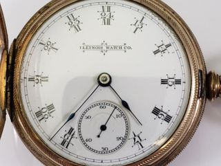 Online-Only Auction: Pocket Watches
