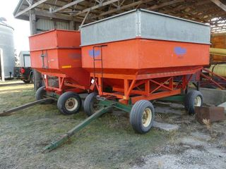 Killbros 350 Gravity Wagon with Extensions