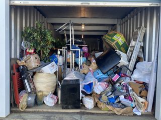 West Huntersville Storage Center Storage Auction