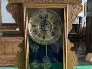 Welch clock working condition w keys
