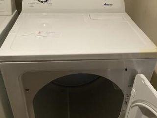 Amana Electric dryer Works