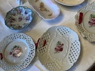 Assorted Plates   Serving Dishes