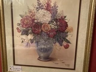 Flower Pot Pitcher by Glynda Turley