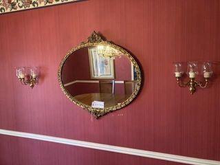 Mirror w scones