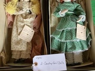 Country Girl Dolls  2