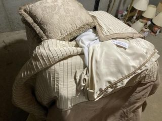 Full size bed spread