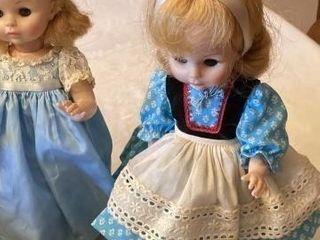 Alexander Dolls  7
