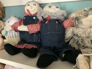 Dolls and Stuffed animals