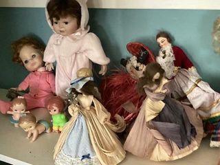 Dolls misc