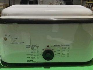 Hamilton Beach roaster oven