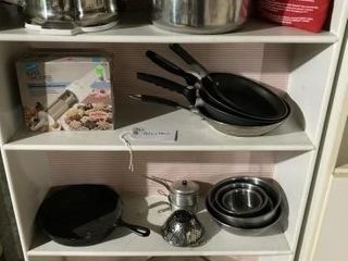 Misc Kitchen cooking items