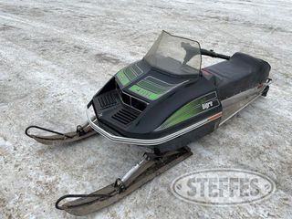 Collectible Snowmobile Auction
