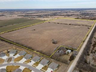 Valley Center) ABSOLUTE 76.6 +/- Acres on E. 69th St. N & Rock Rd