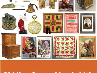 Antiques, Collectibles & Electronics Estate Auction