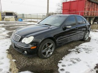 Impound No Keys   2006 Mercedes Benz C280 luxury 4