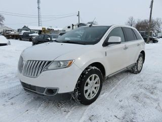 Certified   2011 lincoln MKX AWD