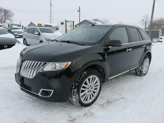 Certified   2013 lincoln MKX AWD