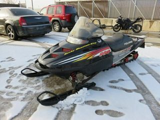 Parts Only  Polaris 800 Snowmobile