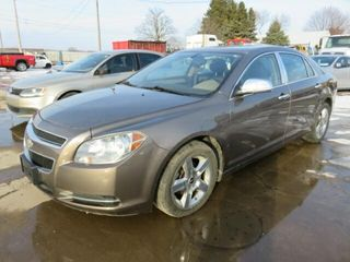 Unreserved   2010 Chevrolet Malibu lS FWD