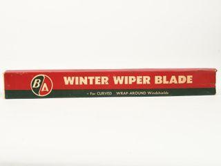 WINTER WIPER BlADE AR 13 2   BOX   NOS