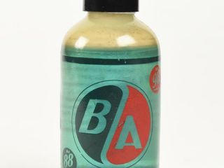 B A  GREEN RED  WINDSHIElD WASHER FlUID   NOS