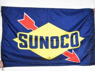 SUNOCO NYlON FlAG