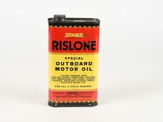 SHAlER RISlONE OUTBOARD MOTOR OIl IMP  QT  CAN