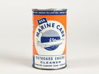 RSA MARINE CARE OUTBOARD ENGINE ClEANER CAN