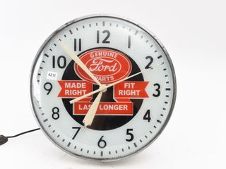 1957 GENUINE FORD MADE RIGHT PAM ClOCK