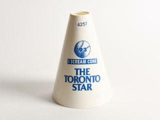 1993 THE TORONTO STAR SPORT SElECT MEGAPHONE
