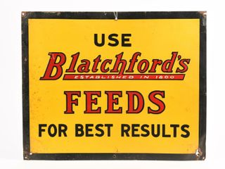 USE BlATCHFORD FEEDS  FOR BEST RESUlTS  SST SIGN