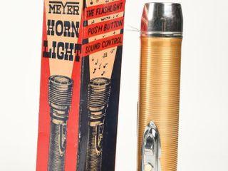 MEYER HORN lIGHT PUSH BUTTON SOUND CONTROl  BOX