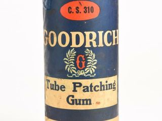 GOODRICH TUBE PATCHING GUM NO  C S  310
