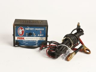 FISK BATTERY CHARGER  STANDARD OF QUAlITY