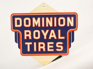 DOMINION ROYAl TIRES SST DIECUT TIRE INSERT