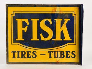 FISK TIRES TUBES PORCElAIN FlANGE